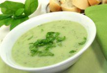 Receitas de Sopa de Agrião