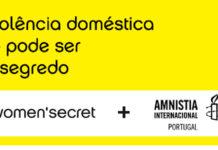A violência doméstica não pode ser um segredo