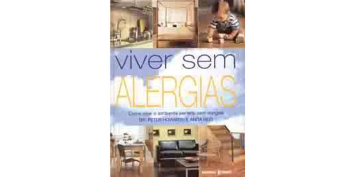 Viver sem alergias de Peter Howarth e Anita Reid