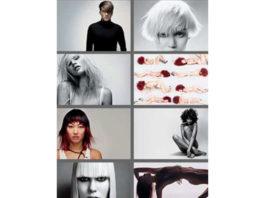 A tendência da moda dos cabelos para a estação quente