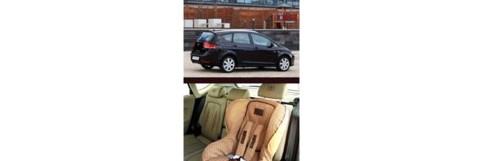 Carrinha SEAT ALTEA XL com design Nuno Baltazar