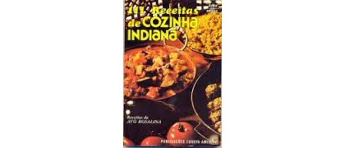 111 receitas de cozinha indiana