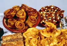 Doces tradicionais do Algarve