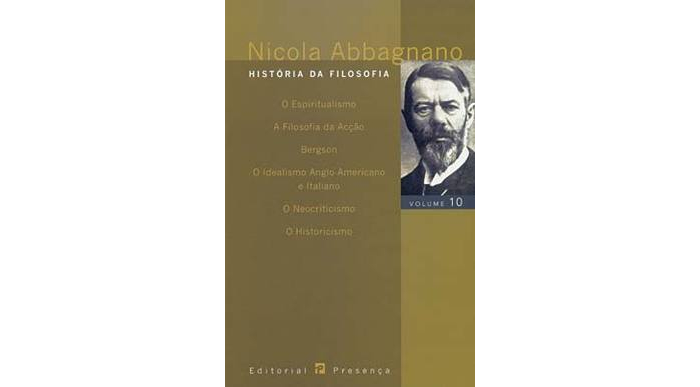 História da Filosofia X por Nicola Abbagnano