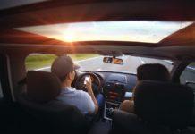 Mulheres ao volante