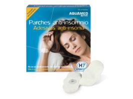 Adesivos anti-insonia aquamed