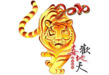 O ano do tigre