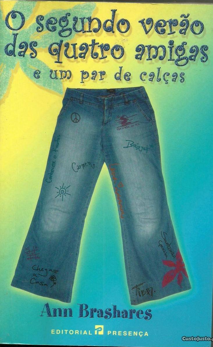 O segundo Verão das quatro amigas e um par de calças
