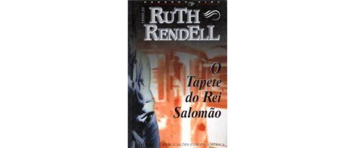 O tapete do Rei Salomão de Ruth Rendell