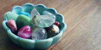 A terapia dos cristais