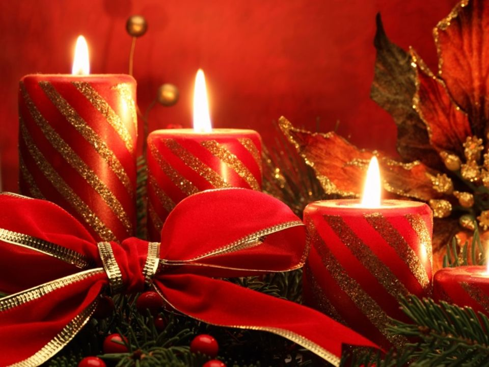 A Lenda da Vela de Natal.