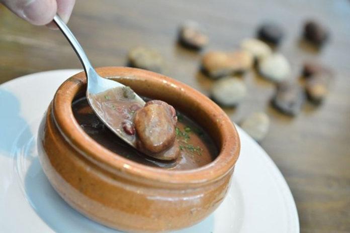 A Lenda da sopa da Pedra