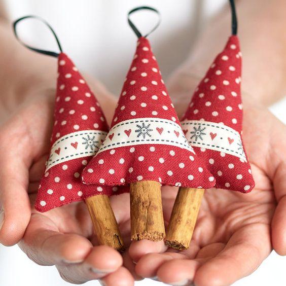 Enfeites de Natal - árvore de Natal