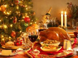 Os pratos tipicos de Natal de Norte a Sul de Portugal