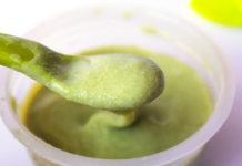 Receita Puré de feijão verde
