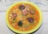 Cozido de grão à alentejana - cozinha tradicional portuguesa