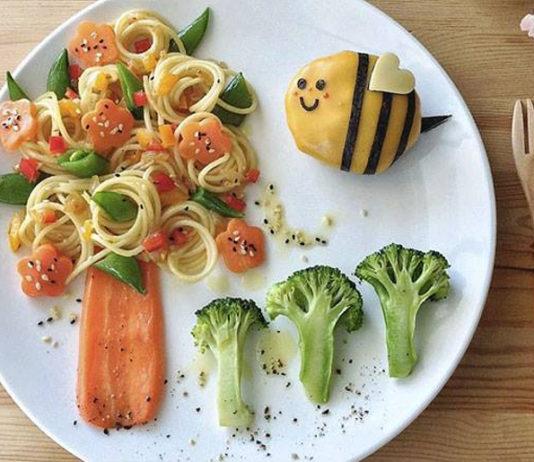 Como fazer o meu filho comer legumes e verduras?
