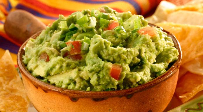 Receita de guacamole, uma receita original mexicana
