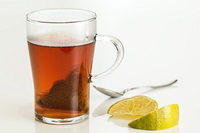 Chás refrescantes medicinais