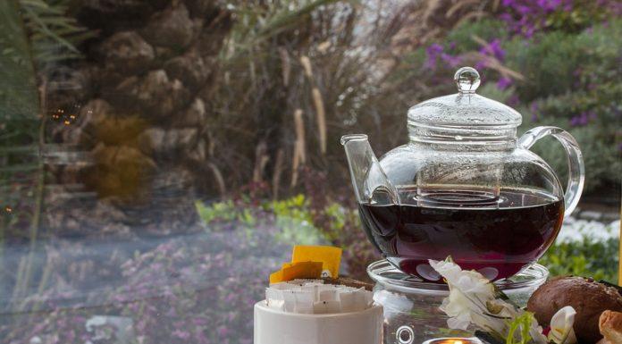 Receita de Chá medicinal de frutos