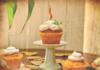 Receita de cupcake de laranja