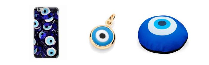 Objeto da sorte - Olho Grego