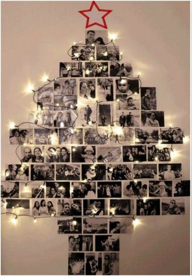 Árvore de Natal 2018 -árvore de fotos