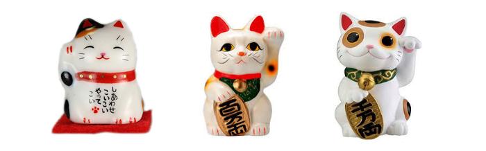 Maneki Neko (Gato da Sorte)