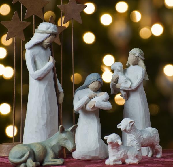Natal no Brasil - Presépio