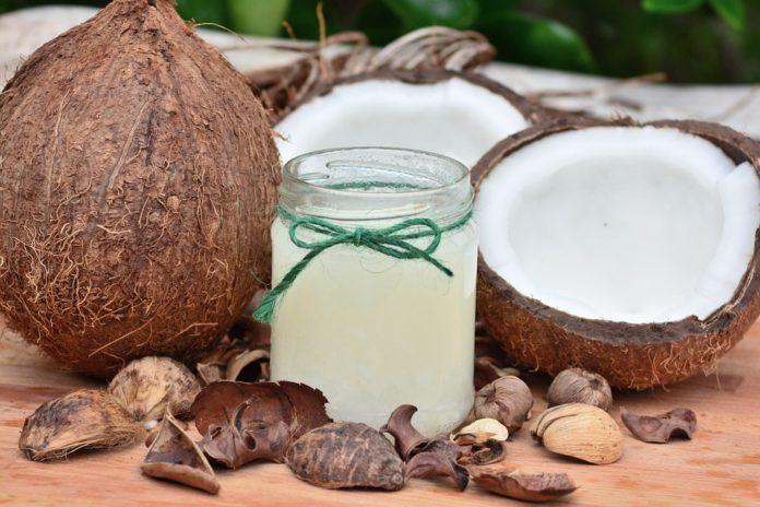 Óleo de coco - benefícios e aplicações