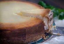 Receita de cheesecake simples