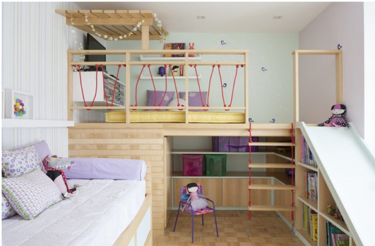 7 dicas para decorar o quarto das crianças