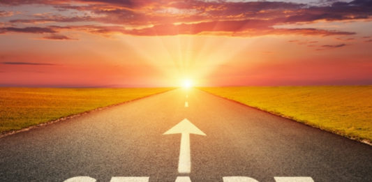 Não importa o motivo de recomeçar, quando sentir que é chegada a hora, faça! Mas porquê? A resposta é simples, porque a vida é feita de recomeços!