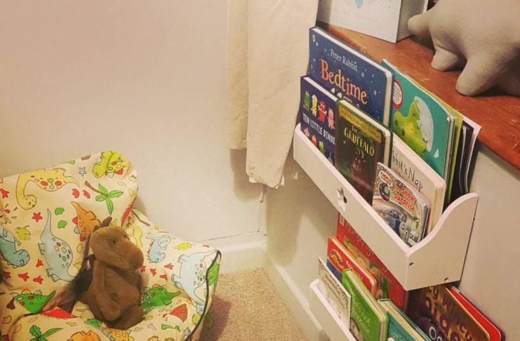 Dicas de como criar um cantinho da leitura no quarto das crianças