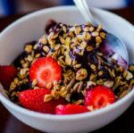 Receita de bowl de acai de iogurte