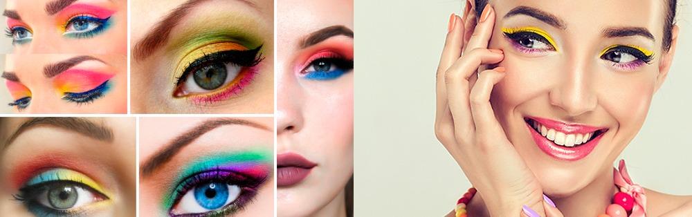 Tendências de maquilhagem de Carnaval 2019 - Makeup carregada