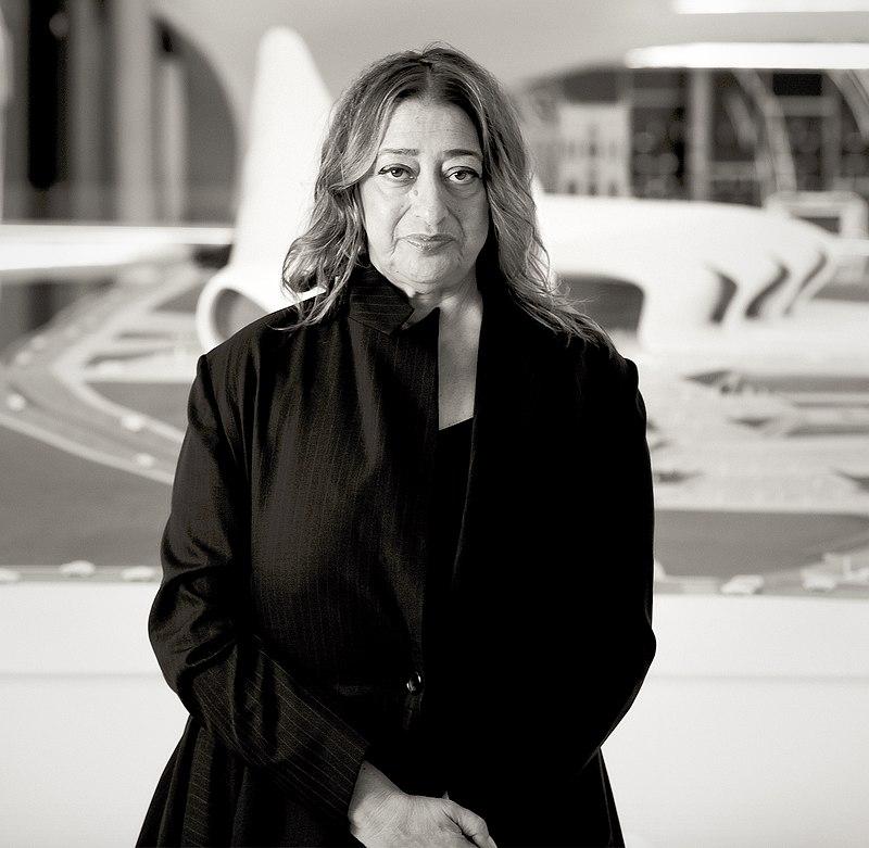Zaha Hadid - Dmitry Ternovoy