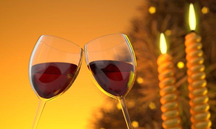 Dieta mediterrânica - Vinho tinto