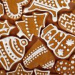 Receita de bolachas de Natal com gengibre e canela