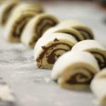 Receita de Nutella rolls