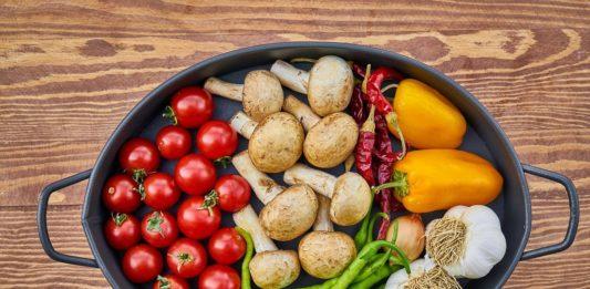 Plante os seus vegetais orgânicos