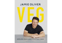 VEG - sabores vegetarianos de Jamie Oliver